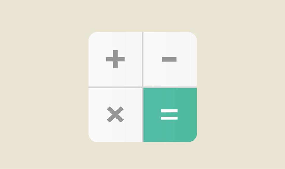 離婚慰謝料の算定表と計算方法